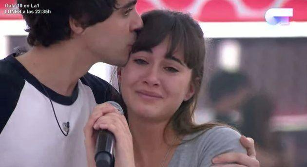 El consejo de Noemí Galera a Aitana tras romper a llorar en el pase de