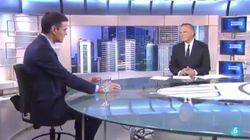 El corte de Pedro Sánchez a Piqueras en Informativos Telecinco tras esta pregunta sobre Felipe