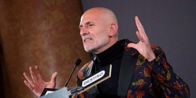 El escritor Alejandro Palomas, Premio Nadal