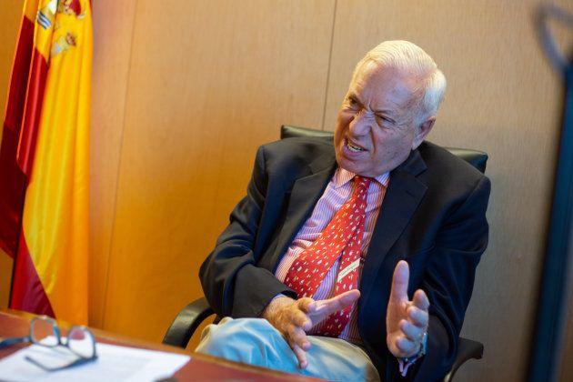 José Manuel García-Margallo: