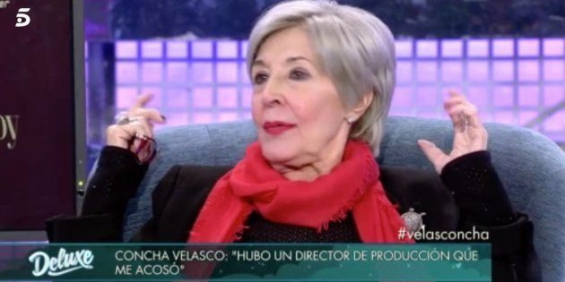 Concha Velasco desvela que ella también sufrió