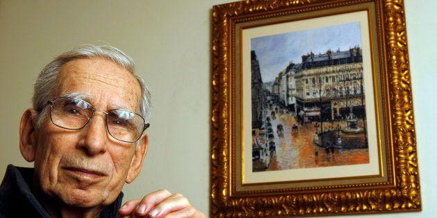 Claude Cassirer, un fotógrafo retirado que vive modestamente en La Mesa y reclama la posesión del