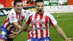 El futbolista español Nacho Novo, ingresado por un