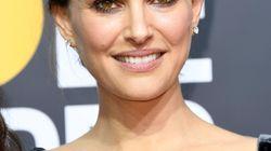 La frase con la que Natalie Portman sacó los colores a Hollywood en los Globos de