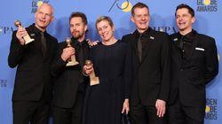 'Tres anuncios en las afueras'y 'Lady Bird' triunfan en unos Globos de Oro llenos de reivindicaciones