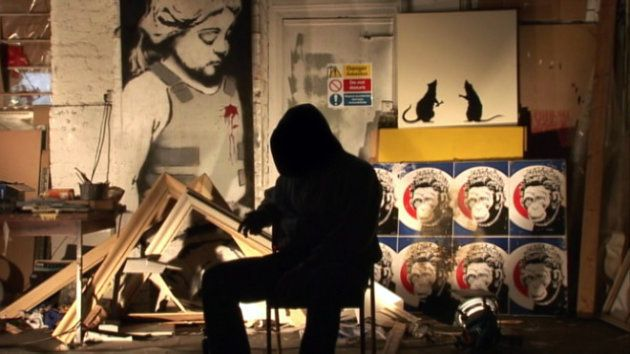 Banksy en 'Exit Through the Gift