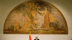 Torra se marcha de un acto en Washington tras una bronca con el embajador español: