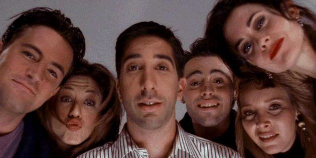 Netflix paga 100 millones de dólares para que 'Friends' siga en su catálogo en