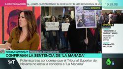 Mamen Mendizábal responde así a la dura crítica de un espectador por lo que ocurrió en 'Más Vale