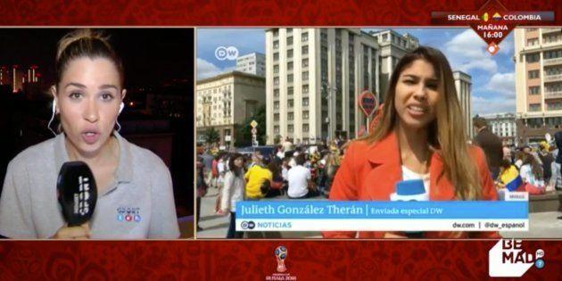 María Gómez denuncia el acoso a las reporteras en el Mundial: