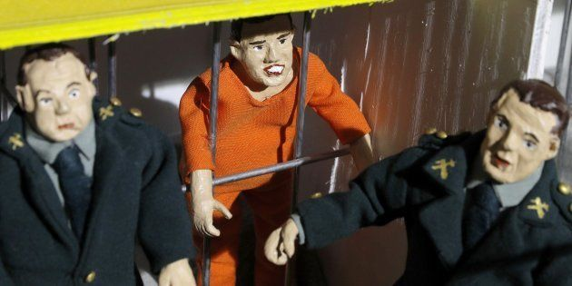 La figura encarcelada de José Enrique Abuín Gey, conocido como