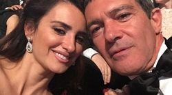 Penélope Cruz y Antonio Banderas, nominados a los Globos de