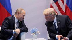 Putin y Trump se reunirán en Helsinki el 16 de