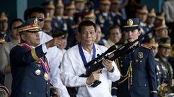 Duterte anima a matar obispos católicos de Filipinas porque son