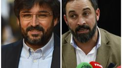 El tremendo corte de Jordi Évole a Santiago Abascal en el último