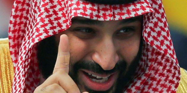 Mohamed bin Salman, el pasado 30 de noviembre en la reunión del G20 en Buenos