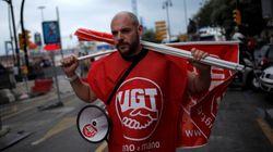 Los sindicatos piden que el sueldo más bajo de los convenios se sitúe en 1.000