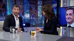 Críticas a Pablo Motos por cómo ha tratado a Carla Bruni en 'El