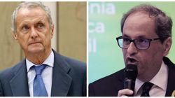 El Smithsonian cancela los discursos de Torra y Morenés tras el incidente de este