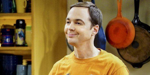 Sheldon Cooper (Jim Parsons) en 'The Big Bang