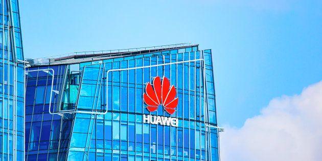 Sede de Huawei en Vilna