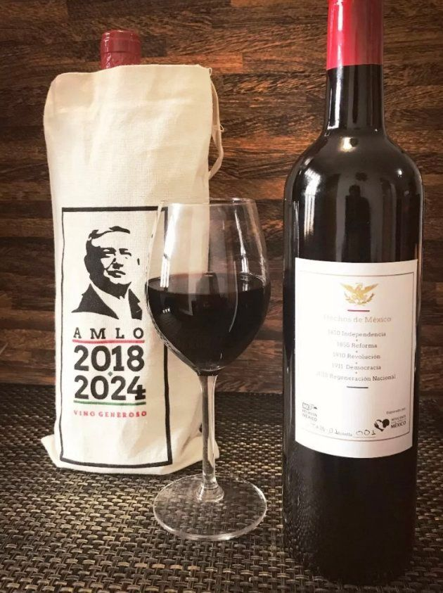 El vino para la victoria de López
