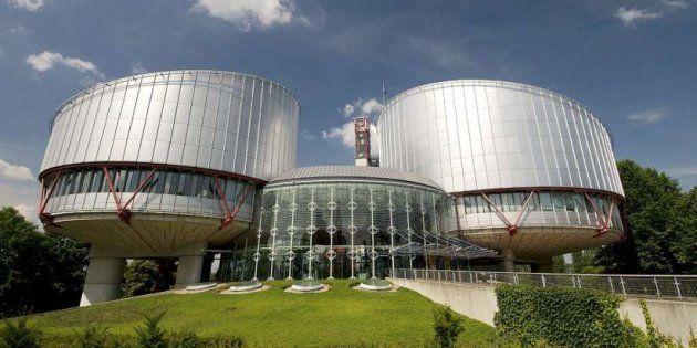 Sede del Tribunal Europeo de Derechos Humanos (TEDH), en
