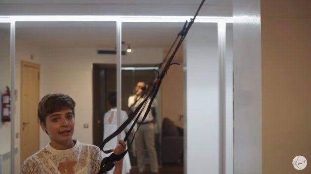 Del vestidor al dormitorio: Laura Escanes y Risto Mejide enseñan su