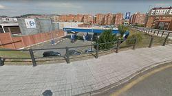 Una mujer de Gijón protagoniza uno de los accidentes de coche más