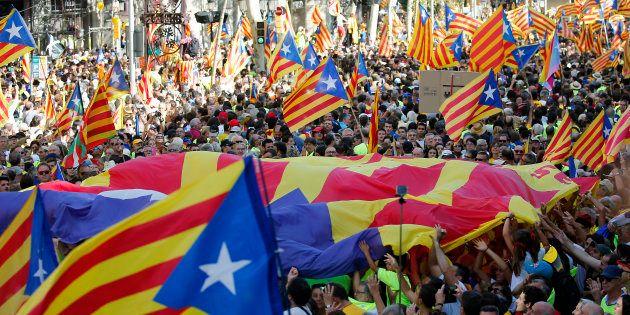 Baja considerablemente la preocupación por la independencia de Cataluña desde el 155, según el