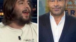 Jorge Javier Vázquez estalla contra Salvador Sobral tras lo que dijo en el 'El