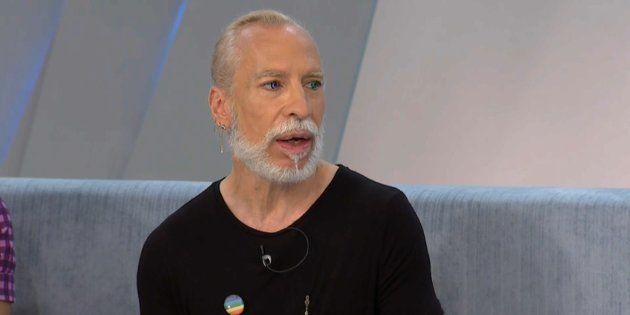 Fernando Lumbreras, en una entrevista en 'El Matí À
