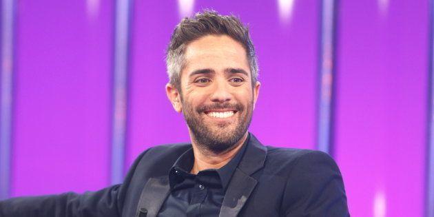 El presentador Roberto Leal durante el programa 'Operación Triunfo' en
