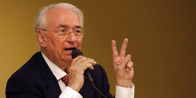 Muere el expresidente de Colombia Belisario