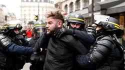 Más de 1.700 detenidos y 200 heridos en otra jornada de protestas de los chalecos amarillos en