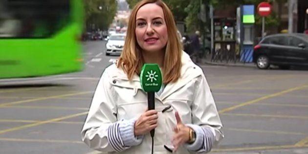 Lydia Garzón, periodista de Canal