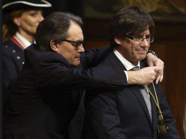 Artur Mas, el nacionalista al que devoró su propio