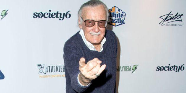 Stan Lee, creador de los superhéroes Hulk, Spiderman y X-Men, acusado de acoso