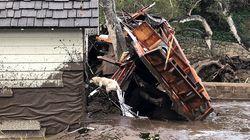 Al menos 13 muertos y 25 heridos por las fuertes inundaciones en