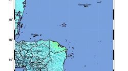 Un fuerte terremoto sacude el Caribe y activa durante unas horas la alerta por