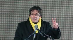 Puigdemont y Rovira pactan en Bélgica una Mesa independentista del Parlament e intentar la investidura a