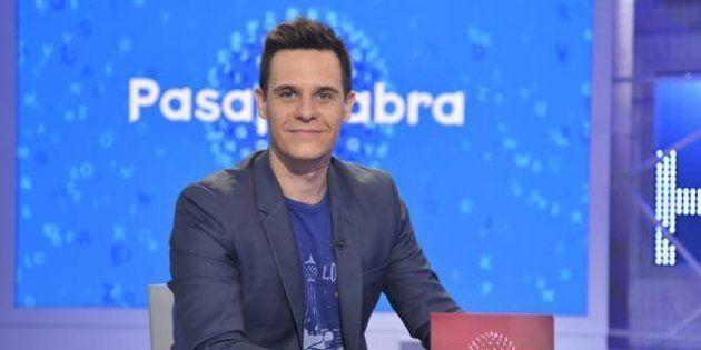 Christian Gálvez, presentador de