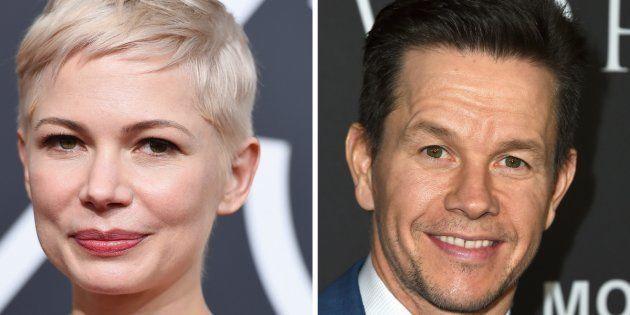 Michelle Williams cobró el 1% de lo que ganó Mark Wahlberg por volver a rodar escenas de 'Todo el dinero...