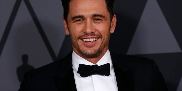 James Franco dice que las acusaciones de acoso sexual