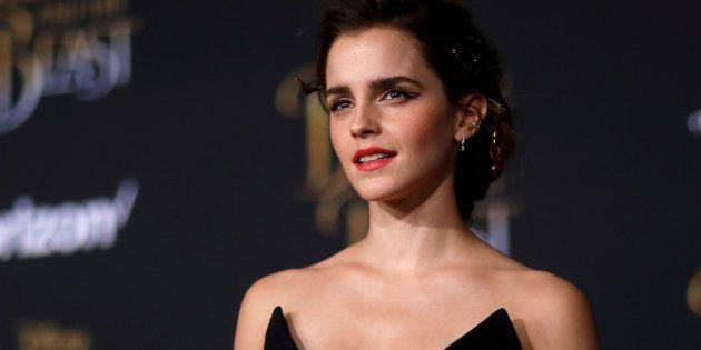 Emma Watson afirma haber sufrido