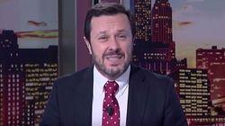 El comentario homófobo de un presentador de Intereconomía contra Jorge Javier