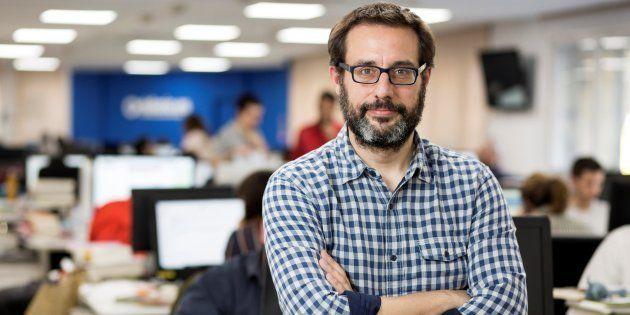 GRAF390. MADRID, 29/06/2018.- Fotografía facilitada por Eldiario.es del periodista Andrés