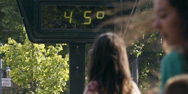 El año 2017 ha sido el más cálido en España desde que hay