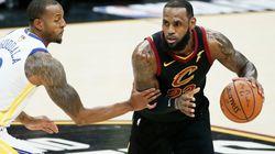 LeBron James firma por cuatro años con los Lakers de Los