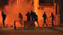 Más de 200 detenidos en Túnez y decenas de heridos tras otra noche de